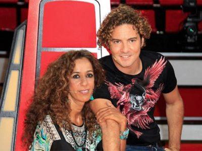 David Bisbal y Rosario Flores repiten como coaches de 'La Voz Kids 3'