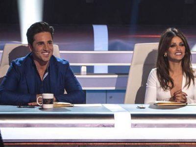 David Bustamante y Mónica Cruz se quedan sin trabajo, 'Top Dance' cancelado