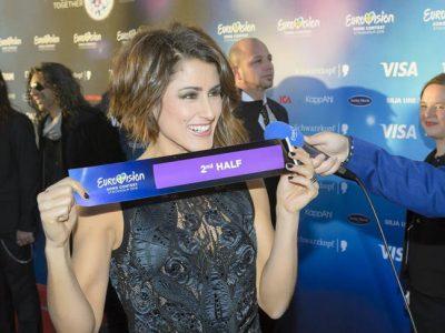 Eurovisión 2016 España, Barei actuará en el puesto 19 tras Rusia