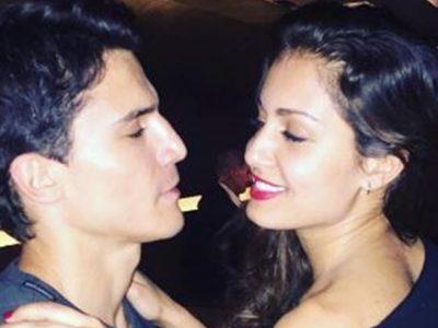 Hiba Abouk y Álex González, reencuentro tras 'El Príncipe'