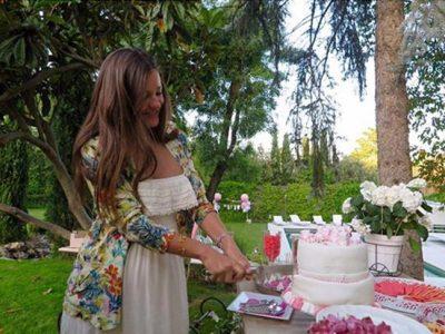 Malena Costa cambia boda por baby-shower, ¿por qué?