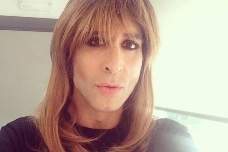 Mario Vaquerizo y su cambio de look ¡radical!