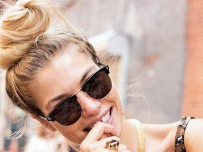 Peinados con gafas de sol, ¡los mejores!