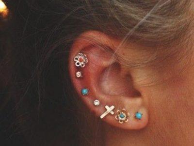 Piercing en la oreja, ¡apúntate a la moda más chic!