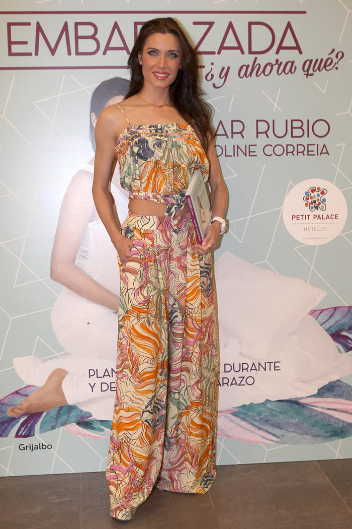 Pilar Rubio look veraniego