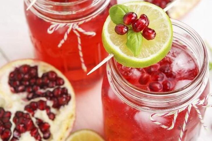 5 propiedades increíbles del zumo de granada