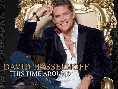 Las 5 peores portadas de discos de artistas conocidos: David Hasselhoff