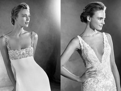 Pronovias Atelier 2017 vestidos de novia de alta costura