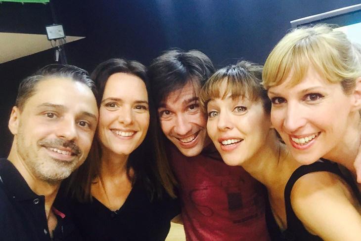 Compañeros, la mítica serie de Antena 3, ¡prepara un especial!