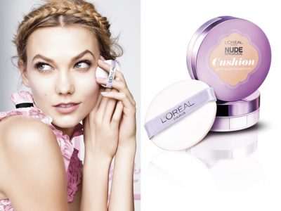 Cushion Nude Magique: La nueva base de maquillaje de L'Oréal Paris