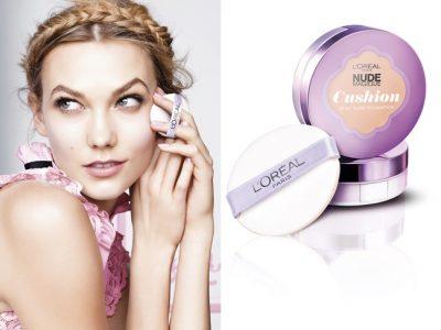 Cushion Nude Magique: La nueva base de maquillaje de L'Oréal Paris