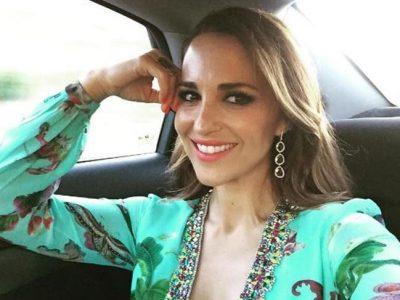 Paula Echevarría y su estilazo en la fiesta de Tacha Beauty
