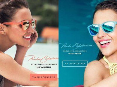 Paula Echevarría para Hawkers, ¡ya está aquí la colección verano 2016!