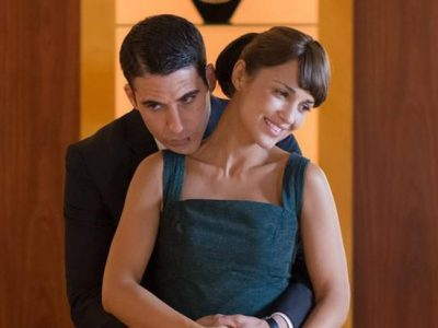 Paula Echevarría y Miguel Ángel Silvestre, ¡ya ruedan juntos en 'Velvet'!