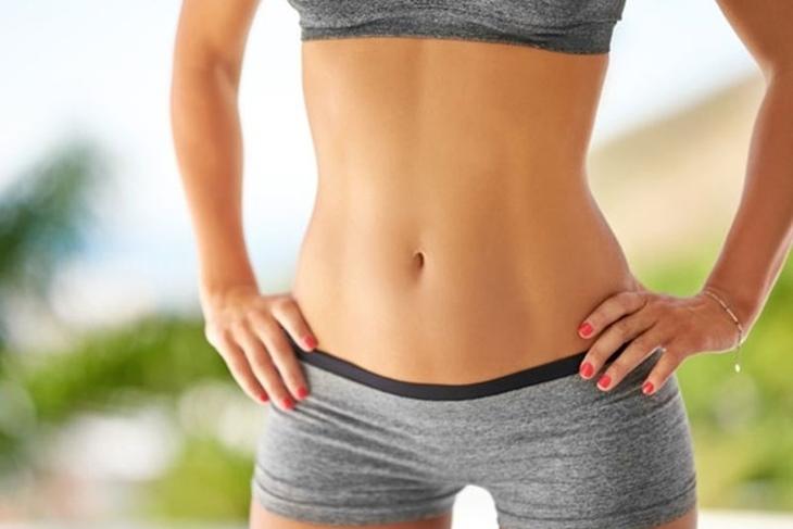 5 formas de conseguir un vientre plano sin hacer ejercicio