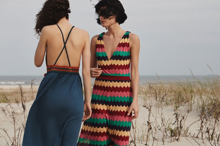 Outfit vestidos largos verano