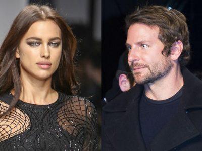 Irina Shayk y Bradley Cooper, ¿discusión en las gradas de Wimbledon?