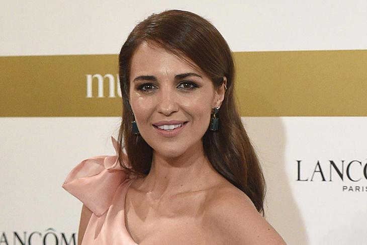 Paula Echevarría con vestido de novia, ¿con quién se casará en 'Velvet'?