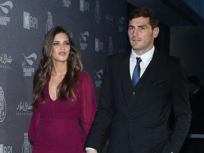 Sara Carbonero y Casillas primeras vacaciones de Lucas en el pueblo