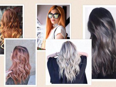 Color de pelo verano 2016, ¿te apuntas a los tonos más cool?