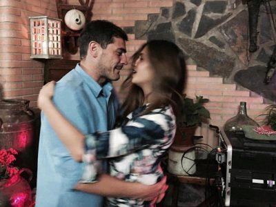Sara Carbonero y Casillas disfrutan de unas románticas vacaciones