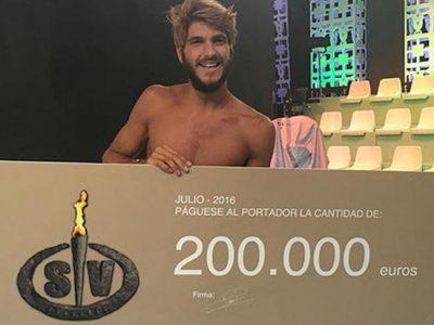 Supervivientes 2016, ¡Jorge ganador por sorpresa!