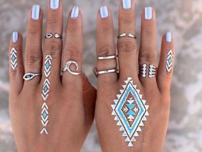 Tatuajes de joyas, los más originales y chic