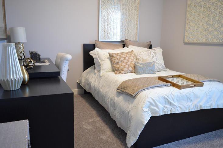 Decoración de dormitorios pequeños, ¡aprovecha el espacio! [FOTOS ...