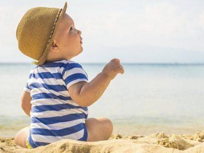 5 consejos para evitar los golpes de calor en bebés y niños