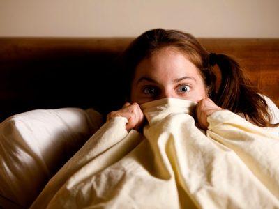 Las 5 pesadillas más frecuentes que todos hemos tenido alguna vez