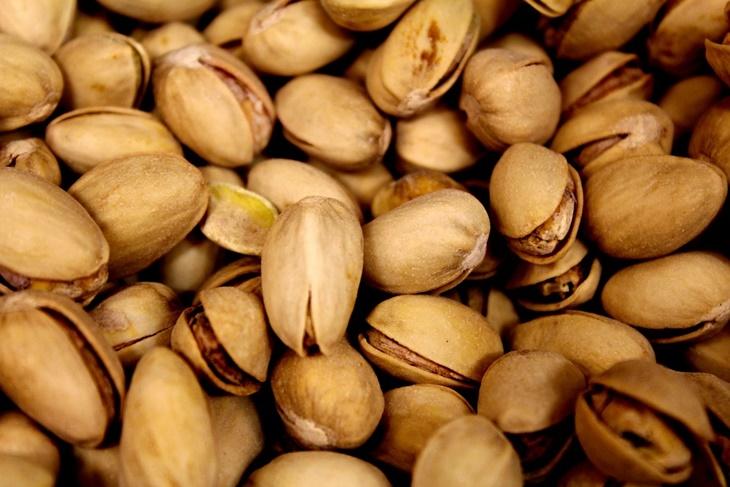 Controlar el estrés a base de pistachos