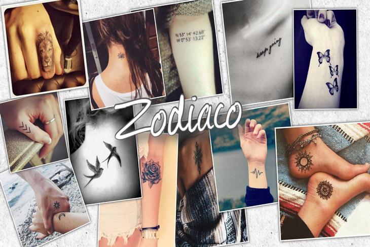 Tatuajes según el signo del zodiaco, ¿cuál es el tuyo?