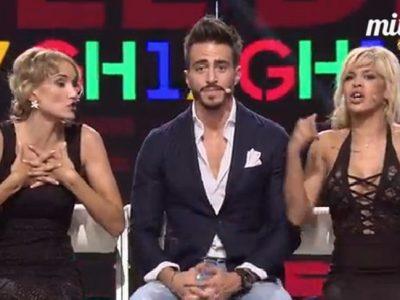 Alba Carrillo e Ylenia protagonizan la primera pelea en el Debate de GH17