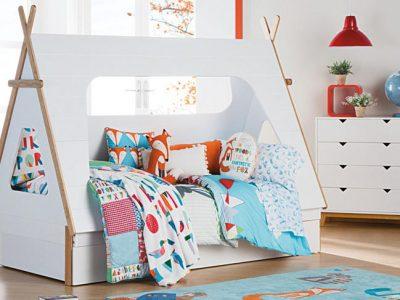 Decoración original de habitaciones infantiles, ideas para divertirse