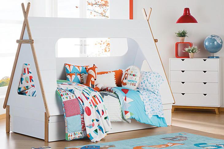 decoraci n original de habitaciones infantiles ideas para