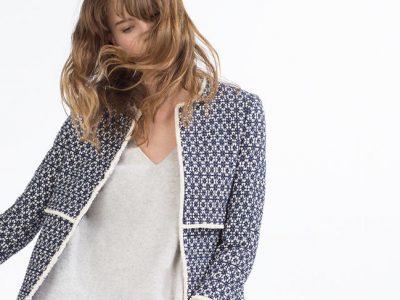 Ese abrigo de Zara que desearás tener este otoño en tu armario