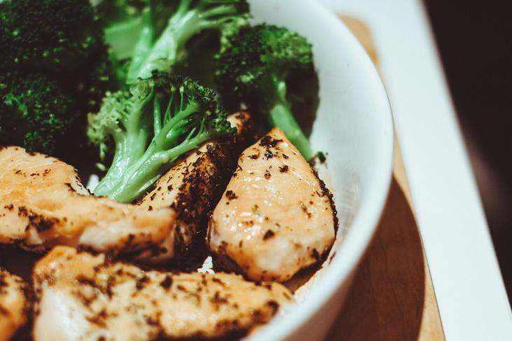 5 cenas ligeras para perder peso y no pasar hambre