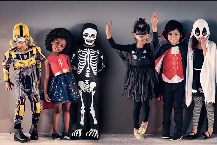 Disfraces de Halloween para niños 2016 de H&M, ¡terroríficos!