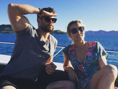 Elsa Pataky y Chris Hemsworth desmienten con humor su supuesta crisis