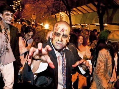 Fiesta de última hora en Halloween: Todo lo que necesitas