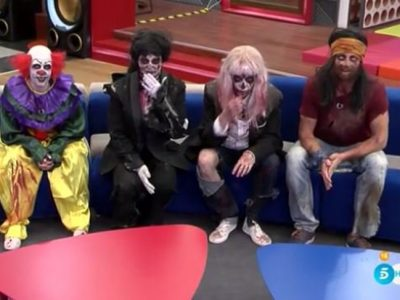 Gran Hermano 17, Rebeca fuera, Halloween y ¡repesca!