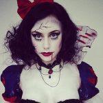 Maquillaje de Halloween de películas de animación, los mejores