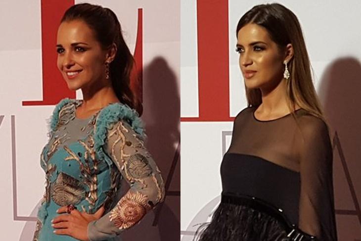 Paula Echevarría, Sara Carbonero y más estrellas en el 30º cumpleaños de Elle