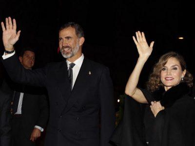Los Reyes en Oviedo en el concierto de los Premios Princesa de Asturias 2016