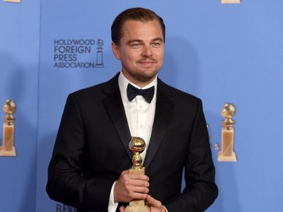 5 curiosidades de Leonardo DiCaprio que no sabías