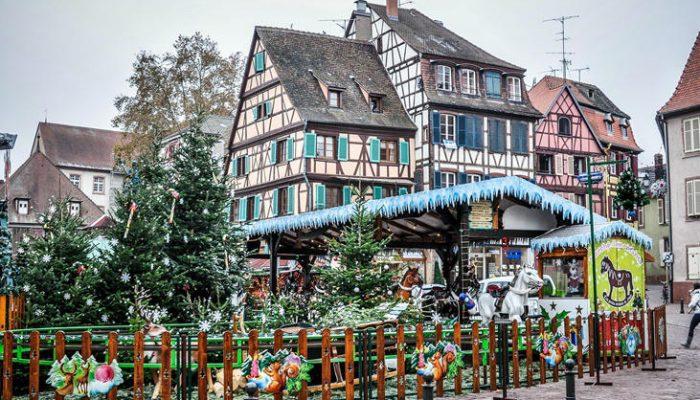 Los 5 mejores mercadillos de Navidad de Europa