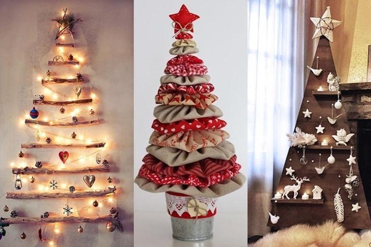7 rboles de navidad nicos y originales para copiar - Rboles De Navidad Originales