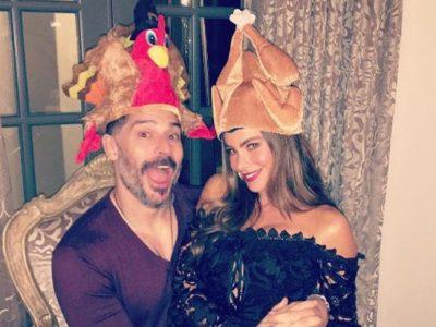 Acción de Gracias 2016, los famosos lo celebran en USA y ¡en España!