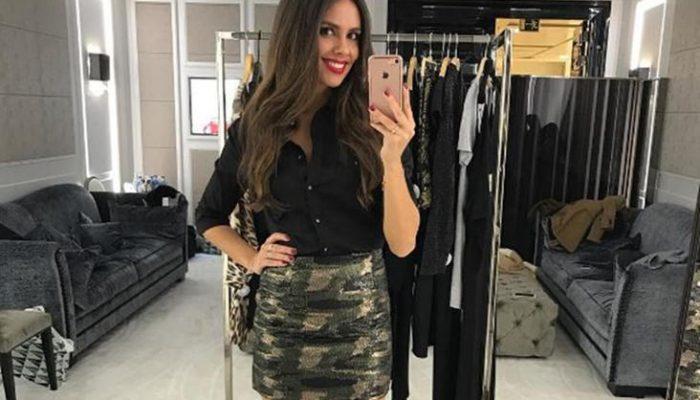 Cristina Pedroche imagen de Elogy con sus reglas sensuales