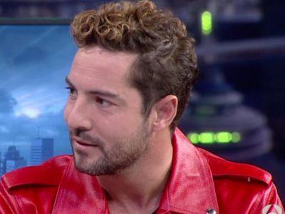 David Bisbal vuelve a hablar de la cobra a Chenoa en 'El Hormiguero'